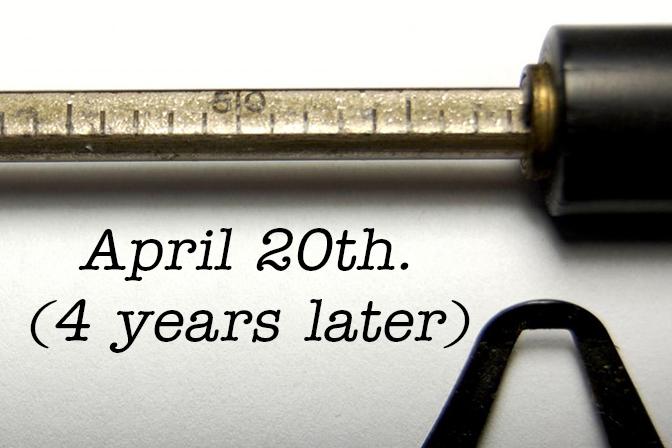 April 20 Wordpress