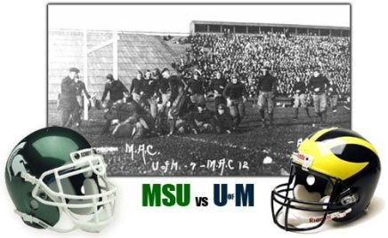 MSU UM Rivalry 2